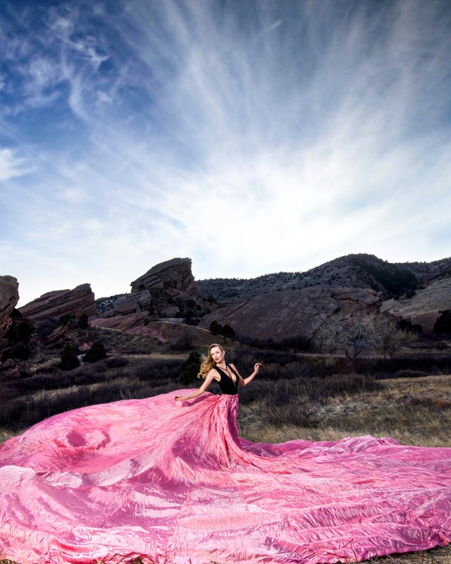 The Pink Parachute Project